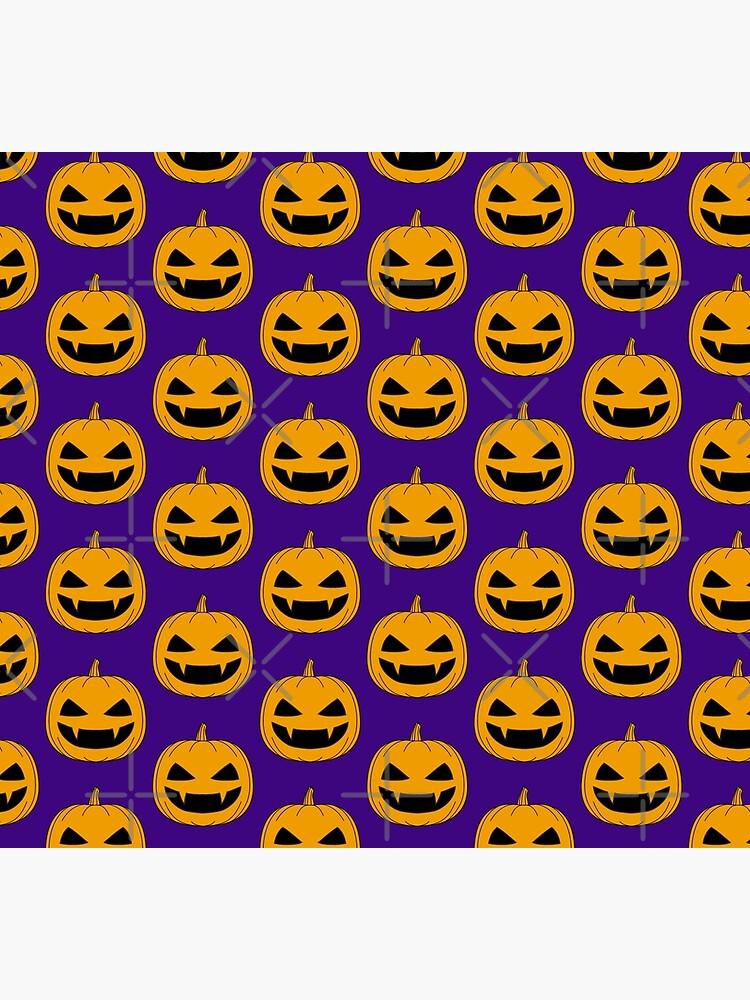 Halloween - Jack o lantern Orange by dubukat