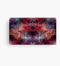 Psychedelic Chops Canvas Print
