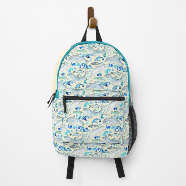 Dolphin Frolic Backpack