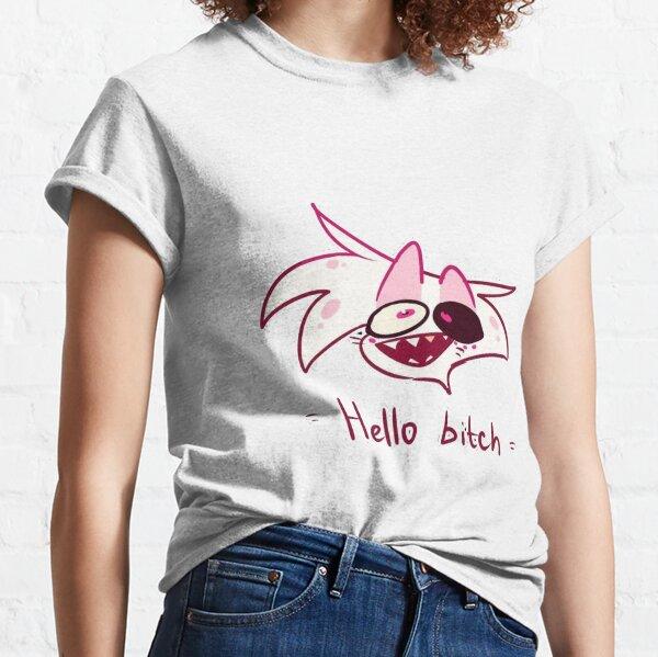 Hazbin Hotel Angel Dust Classic T-Shirt