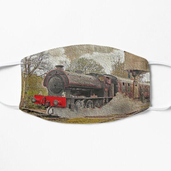 Winter steam Flat Mask