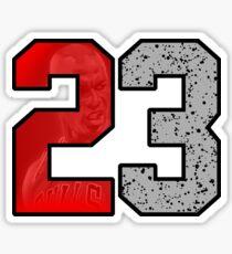 23 Speckled Sticker