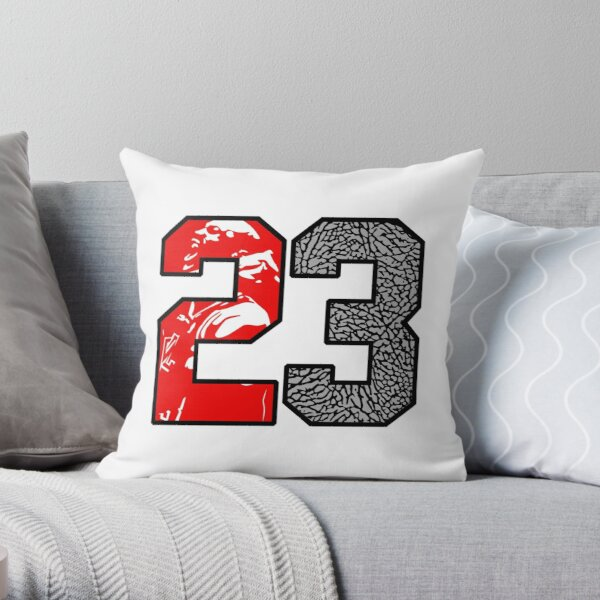 23 Cement Throw Pillow
