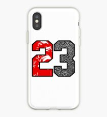 23 Cement iPhone Case