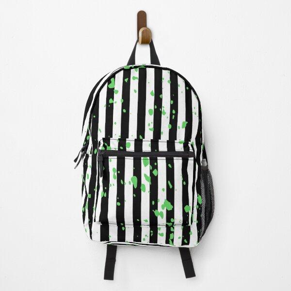 Beetlejuice Background Asthetic Backpack