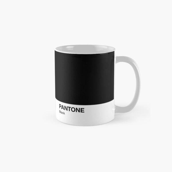 Pantone CMYK Black Mug Classic Mug