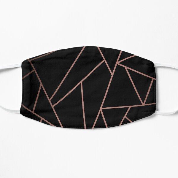 Art Deco Pattern Flat Mask
