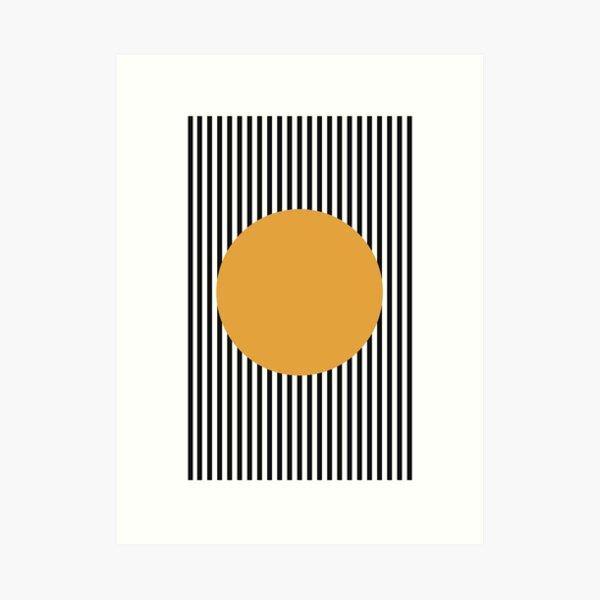 Bauhaus #16 Art Print