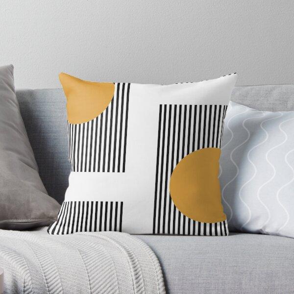 Bauhaus #16 Throw Pillow