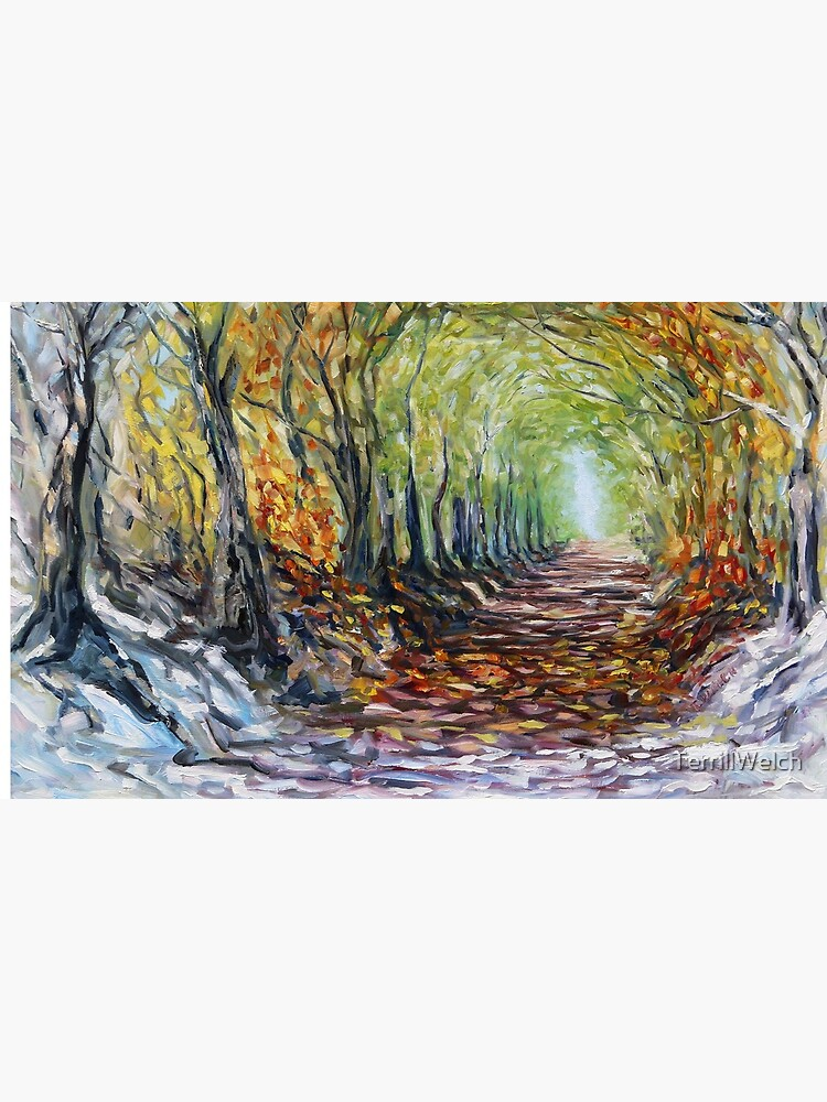 Centuries of Seasons Heritage Road PEI by TerrillWelch