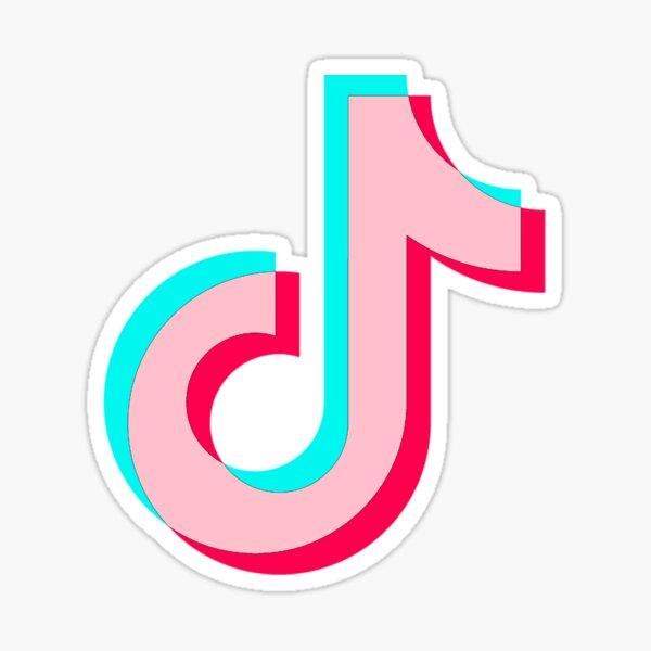 Pink Tik Tok Logo Gifts & Merchandise   Redbubble