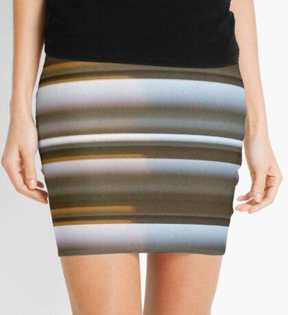 Ribbed 1 Mini Skirt