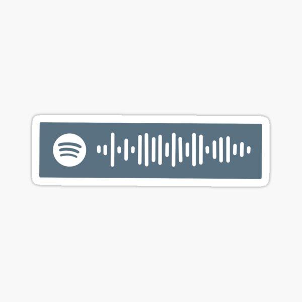 Código de Spotify de Parasite Eve Pegatina
