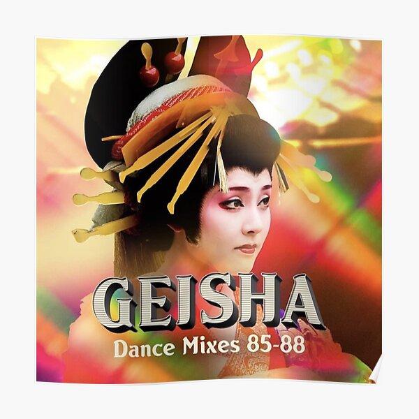 Geisha Dance Mixes 85-88 Poster