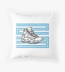 J11-23- Legend Blue Throw Pillow