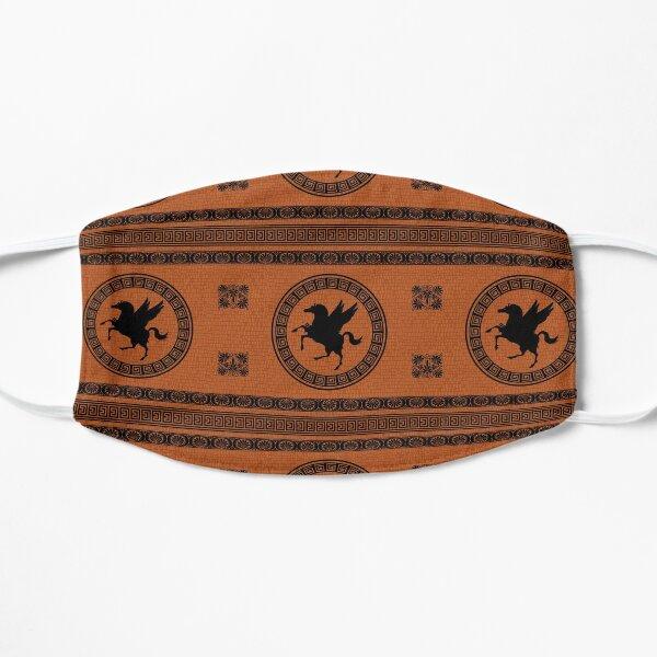 Pegasus Pattern Flat Mask