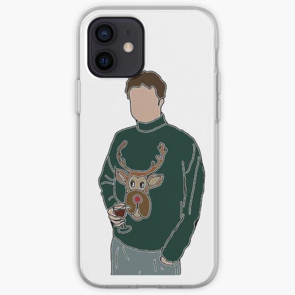 Mark Darcy iPhone Soft Case