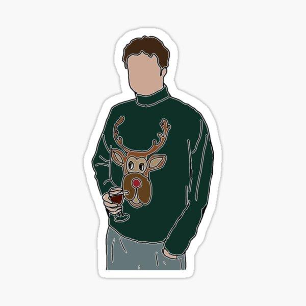 Mark Darcy Sticker
