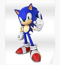 (HD) Sonic Poster