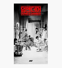 iKON 'Dumb & Dumber' Photographic Print