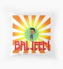 baljeet Throw Pillow