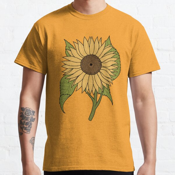 Bright Sunflower Classic T-Shirt