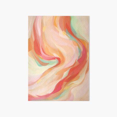Eternal flame Art Board Print