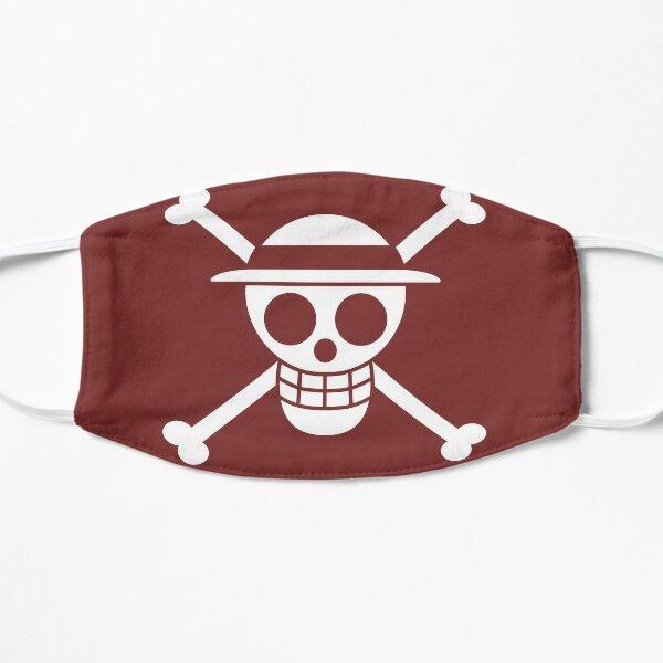 Staw Hat pirates Jolly Roger Flat Mask