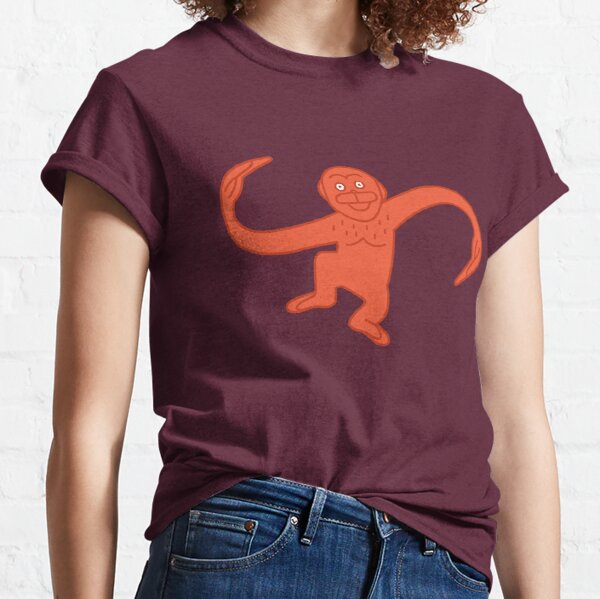 Monkey Chain Classic T-Shirt