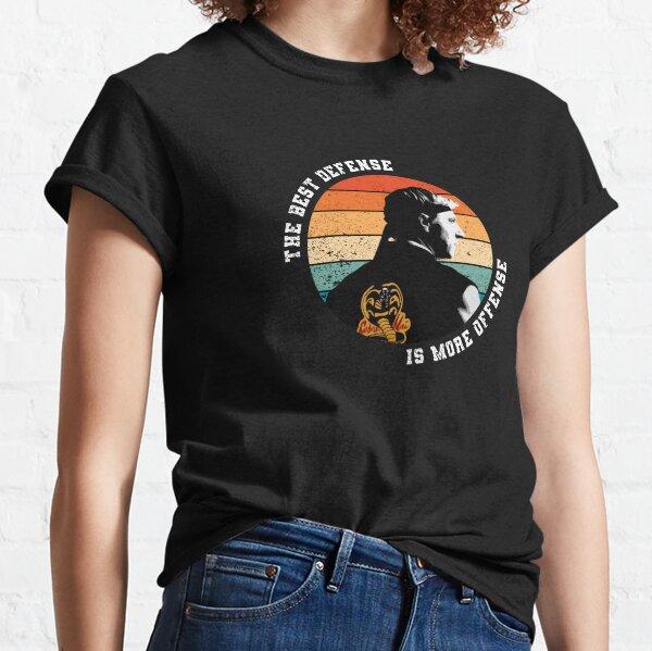 Cobra Kai Johnny Lawrence Retro Classic T-Shirt
