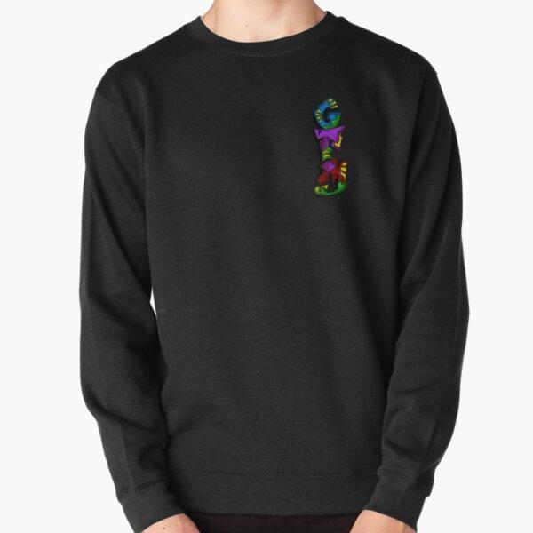 GFM Graffiti Logo Pullover Sweatshirt
