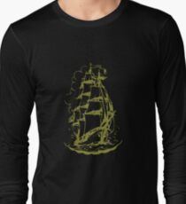 ships-ahoy Long Sleeve T-Shirt