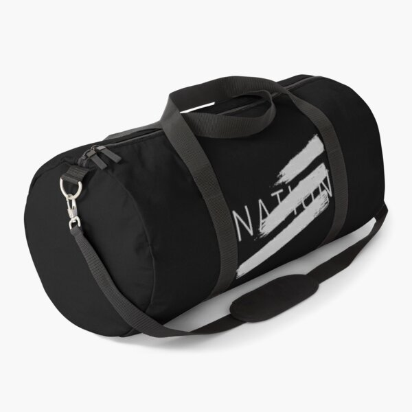 Determination - A World without Borders Duffle Bag