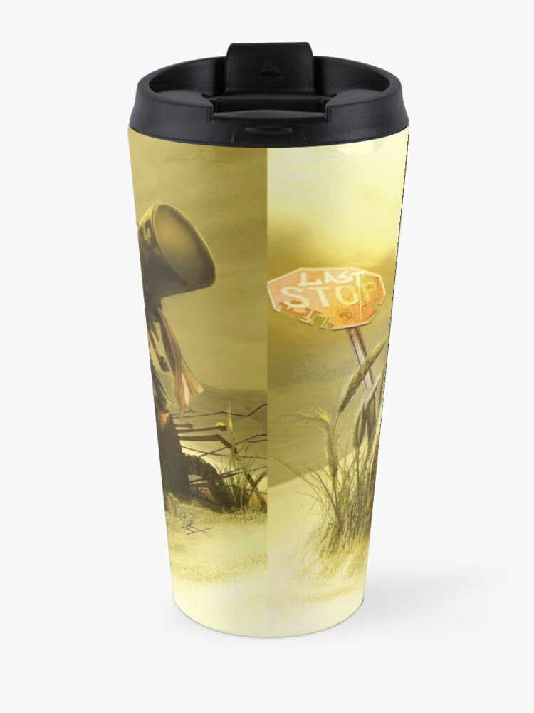 Alternate view of Stay still with me Travel Mug