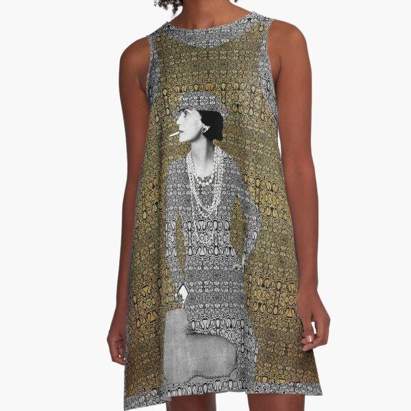 Coco Chanel A-Line Dress