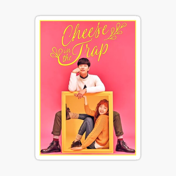 Cheese In The Trap 1 Sticker