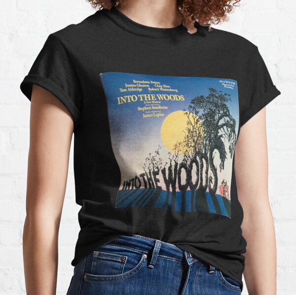 Into the Woods Original Broadway Classic T-Shirt
