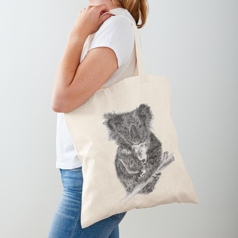 Stephanie the Koala  Tote Bag