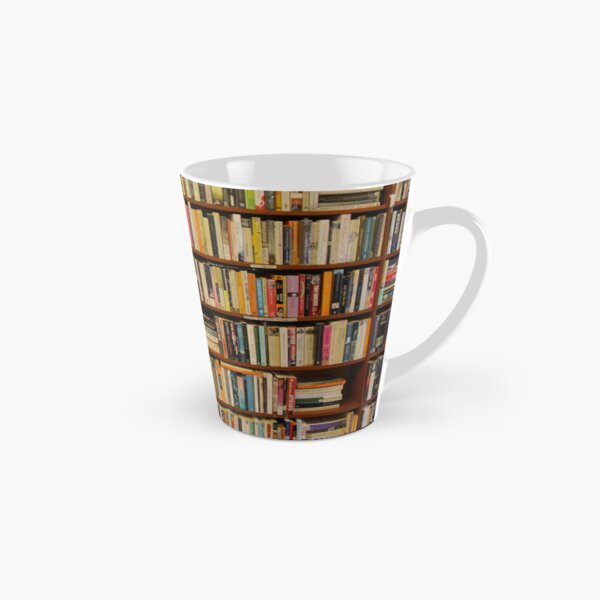 Books Tall Mug