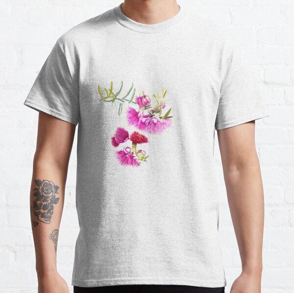 Australian Pink Gumnut Gum Flower  Classic T-Shirt