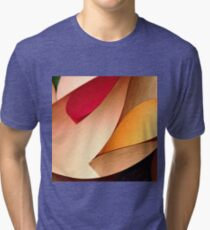 PRETTY ABSTRACT ART Tri-blend T-Shirt