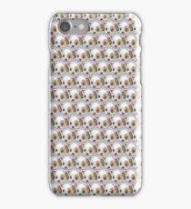 Dog Emoji Pattern iPhone Case/Skin