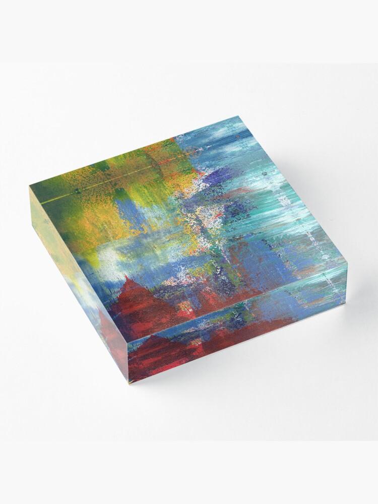 Alternate view of Bold Nuance IV Acrylic Block