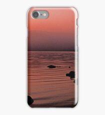 Sunrise at Lake Eleanor iPhone Case/Skin