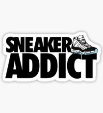 Sneaker Addict-J11 Concords Sticker