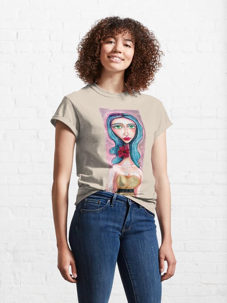 Alternate view of Glam Girl Classic T-Shirt
