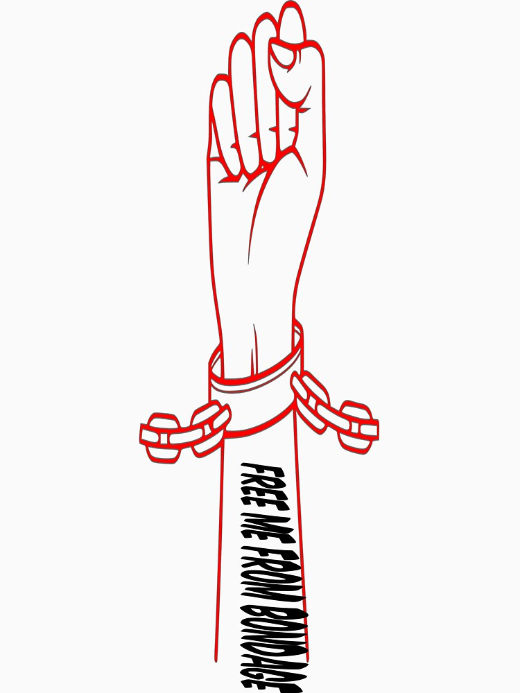 Free me from bondage by ykdesigns