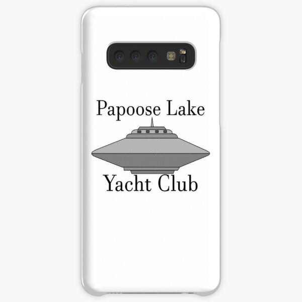 Papoose Lake Yacht Club Samsung Galaxy Snap Case