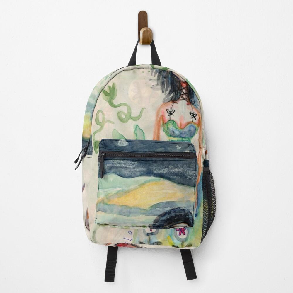 Introspection (rectangular) Backpack