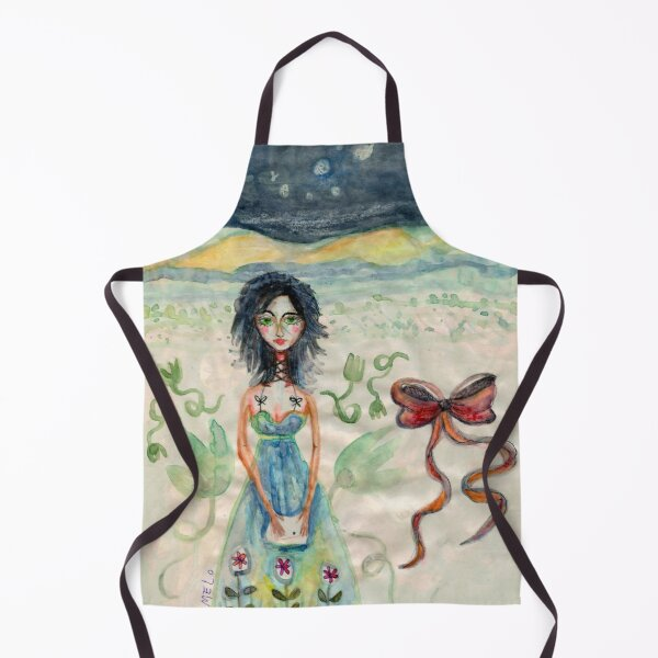 Introspection (rectangular) Apron